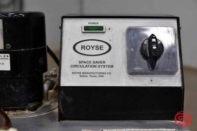 Royse Space Saver Circulation System - 020221094740