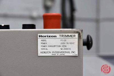 Standard Horizon SPF-20 Booklet Making System - 061421024650