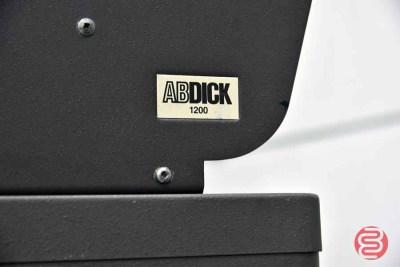 AB Dick 1200 Envelope Feeder - 070721092011