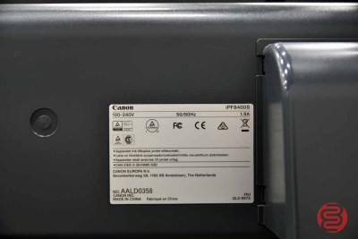 Canon imagePROGRAF iPF8400S Wide Format Printer - 071321111145