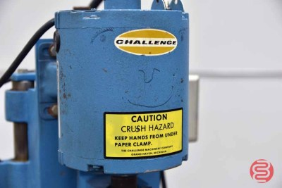 Challenge JF Single-Spindle Paper Drill - 071521013050