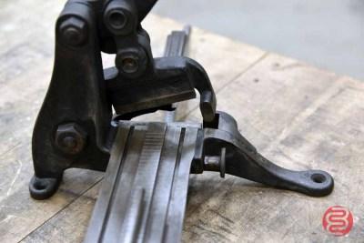 HB Rousse Letterpress Slug Cutter - 072721104655