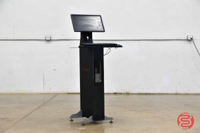 Intec Color Splash CS4000 Digital Press w/ Feeder and Delivery Conveyor - 071221102945