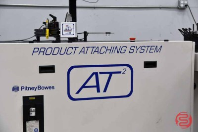 Pitney Bowes Model AT2 Product Attaching System - 072321100450