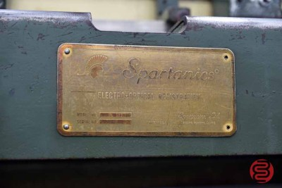 Spartanics WL-3 Registration Shear - 063021073241