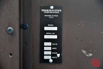 Therm-O-Type Model 9000 - 070721090230