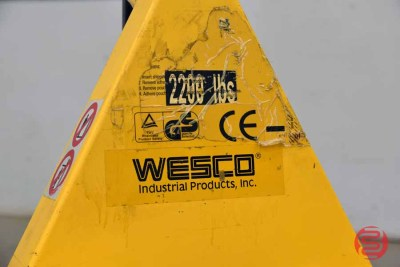 Wesco Pallet Jack - 072121105050