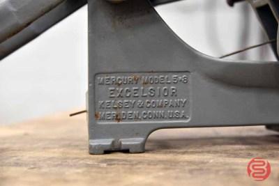 1950's Kelsey 5x8 Model U Platen Press - 081121023030