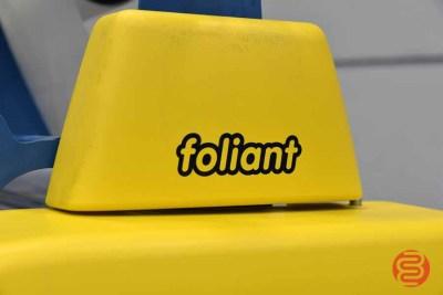 2003 Foliant 520T Roll Laminator - 082721073756