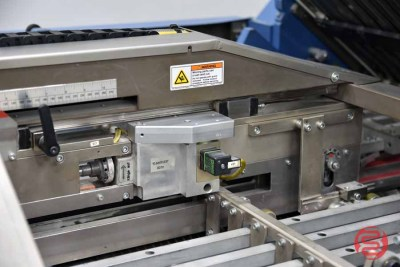 2006 MBO Perfection Navigator K800 Continuous Feed Paper Folder w/ Mobile Delivery - 080221113405