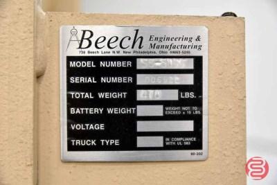 Beech SS-5066 Lift Truck - 082421072120