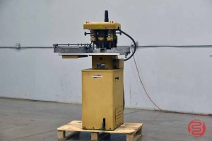 Challenge EH-3A Three Spindle Hydraulic Paper Drill - 081121011212