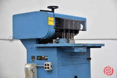 Challenge MS-10A Three-Spindle Paper Drill (Expandable up to 10 Heads)- 082621114356