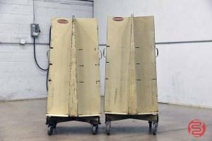 Challenge Quadracart Paper Bindery Cart (Qty. 2) - 081021082020