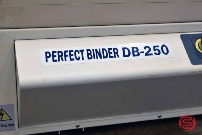 Duplo DB-250 Perfect Binder - 083021104545