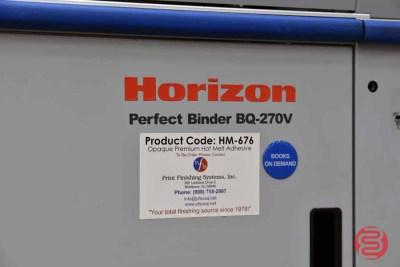 Horizon Perfect Binder BQ-270V - 080621094815