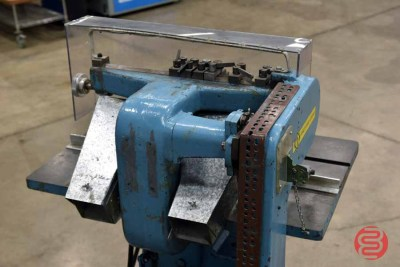 Nygren-Dahly Three Spindle Hydraulic Paper Drill (Expandable Up to 10 Heads) - 083021111512