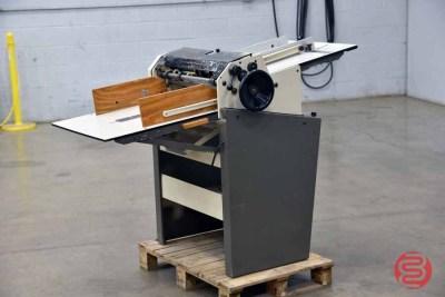 Rosback Model 220A True Line Perf Slit Score Crease Machine - 082621013820