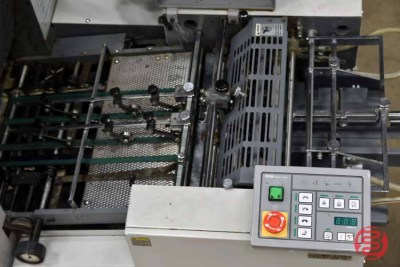 Ryobi 3302H Two Color Offset Printing Press - 082721081614