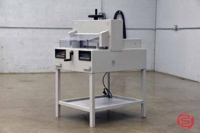Triumph Ideal 4810 19in Paper Cutter w/ Safety Guard - 083021102525