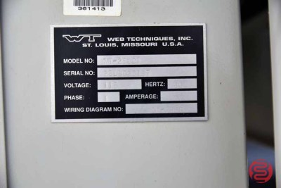 Web Techniques Label Counting System - 072921025150