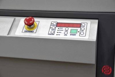2009 Duplo DB-280 Perfect Binder - 091621102340