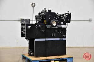 AB Dick 9970D Single Color Offset Printing Press w/ Townsend Swing Away T-Head - 092121102340
