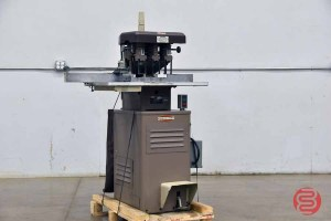 Challenge EH-3A Three Spindle Hydraulic Paper Drill - 092021083132