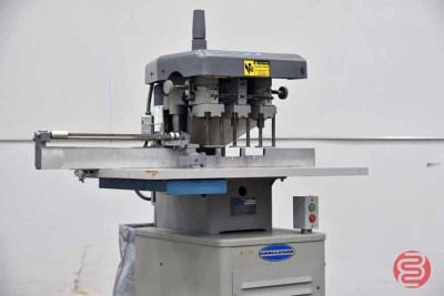 Challenge EH-3A Three Spindle Hydraulic Paper Drill - 092330084010