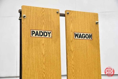 Challenge Paddy (Padding Station) Wagon - 091021082730