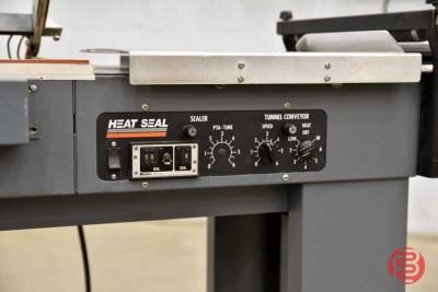 Heat Seal Model HS-115 Combination Shrink System - 092721013122