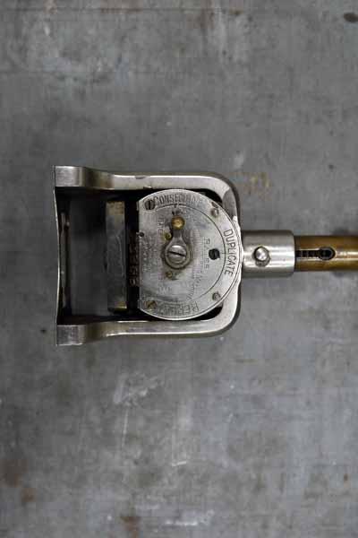 Bates Style E 6 Wheel Numbering Machine (Qty - 2) - 100721020710