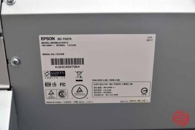 Epson SureColor T3270 24in Large-Format Inkjet Printer - 100421092050