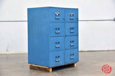 Herring - Hall - Marvin Insulated File Cabinet, 4 Drawers (Qty - 2) - 101121085910