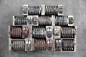 Numbering Machine (Qty - 11) - 100721121930