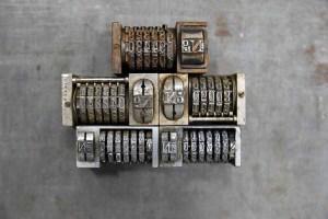 Numbering Machine (Qty - 5) - 100721014512