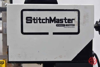 Stanley Bostitch StitchMaster SM-A25 Flat Book / Saddle Stitcher - 100121101636