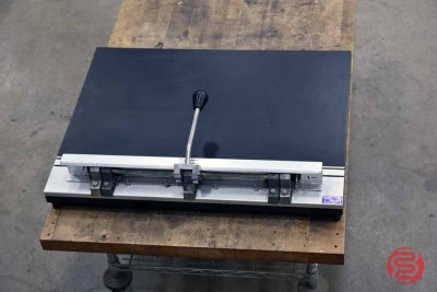 Stoesser Register Systems Plate Punch - 101121093121