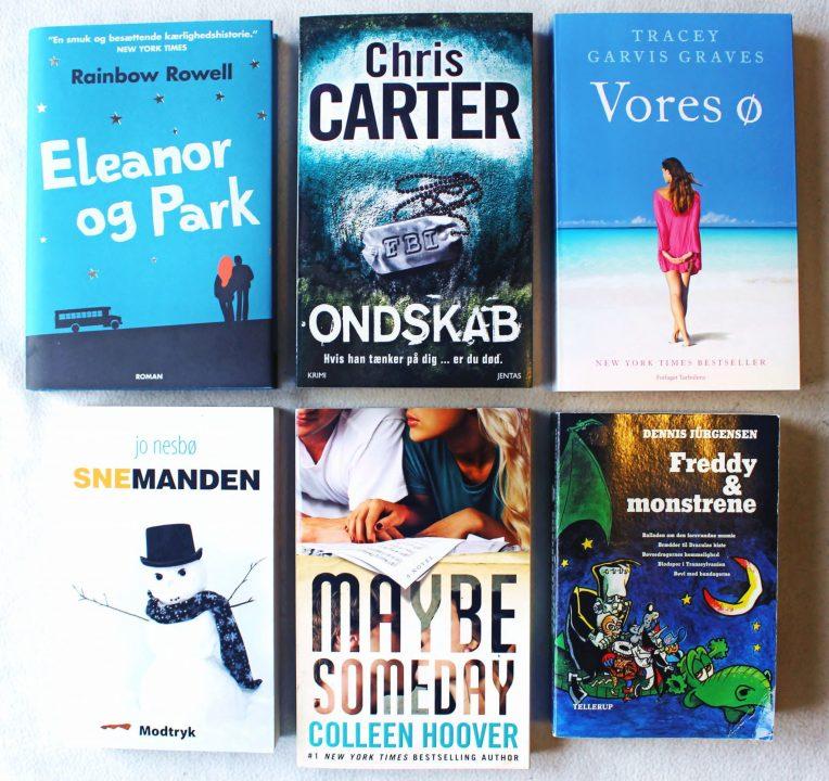 Om at anbefale yndlingsbøger