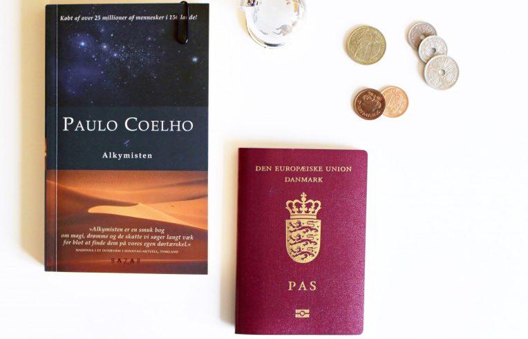 Den rejsende bog #1