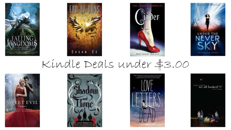 Kindle Deals #1