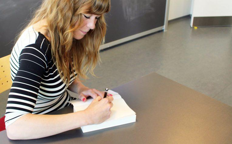 #BB2015 - forfatterbesøg 1