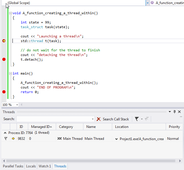 C++ Tutorial: Multi-Threaded Programming - C++11 A- 2020