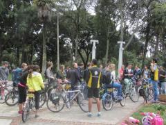 Alquiler y Tours en Bicicleta Bogota