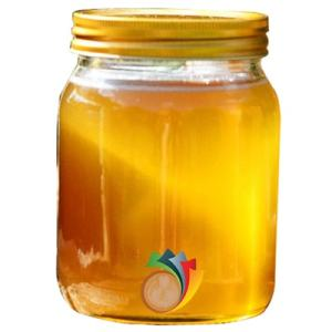 BOGURAR NATURAL HONEY | MIXED FLOWER GLASS JAR – 500GM