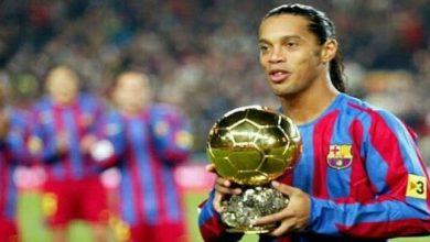 Photo of করোনায় আক্রান্ত ব্রাজিলের কিংবদন্তি ফুটবলার রোনালদিনহো