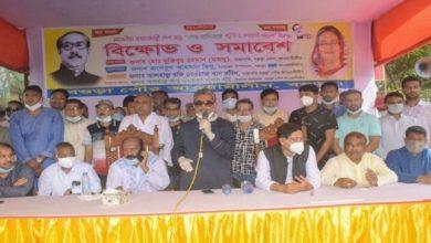 Photo of 'প্রধানমন্ত্রী শেখ হাসিনা বাংলাদেশের অহংকার'-বগুড়ায় এস এম কামাল