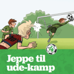 Jeppe scorer hat-trick