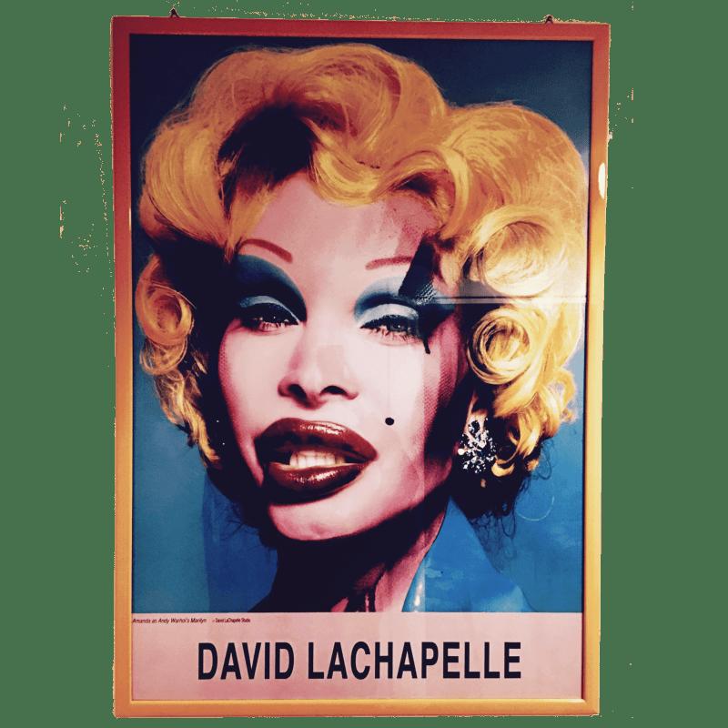 David LaChapelle Amanda