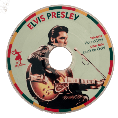 picture disc Elvis Presley